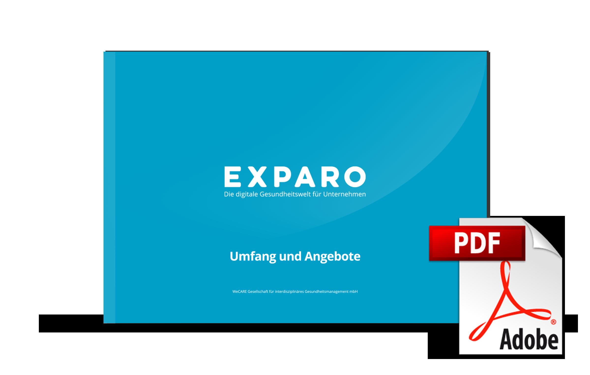EXPARO_broschuere